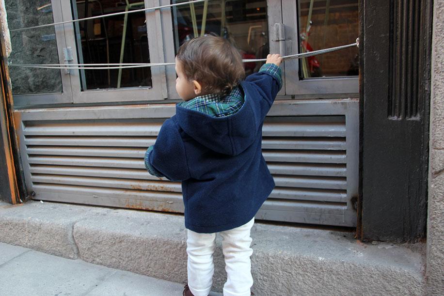 diy patrones gratis abrigo trenca bebe nino 06