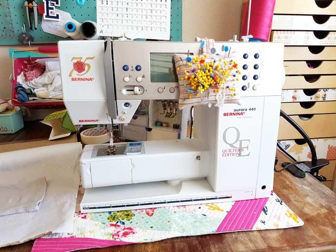 maquina de coser nairamkitty
