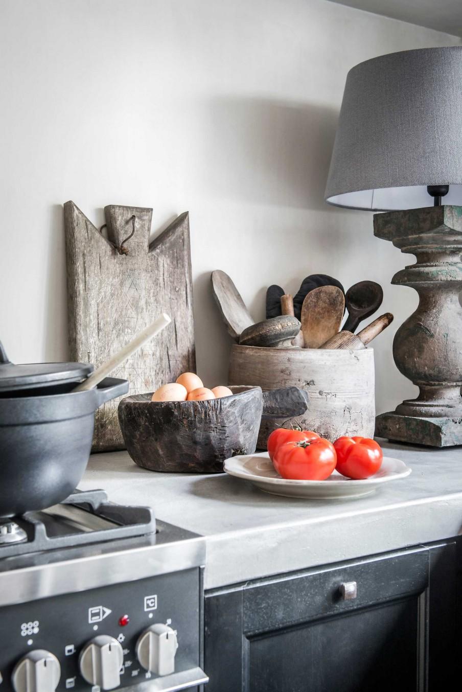 Las_claves_del_nuevo_rústico_decoración_detalles_elementos_cocina_madera_terracota