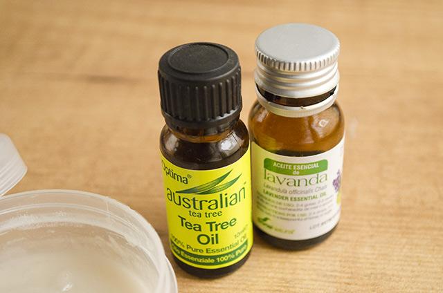Cómo hacer tu propio desodorante natural