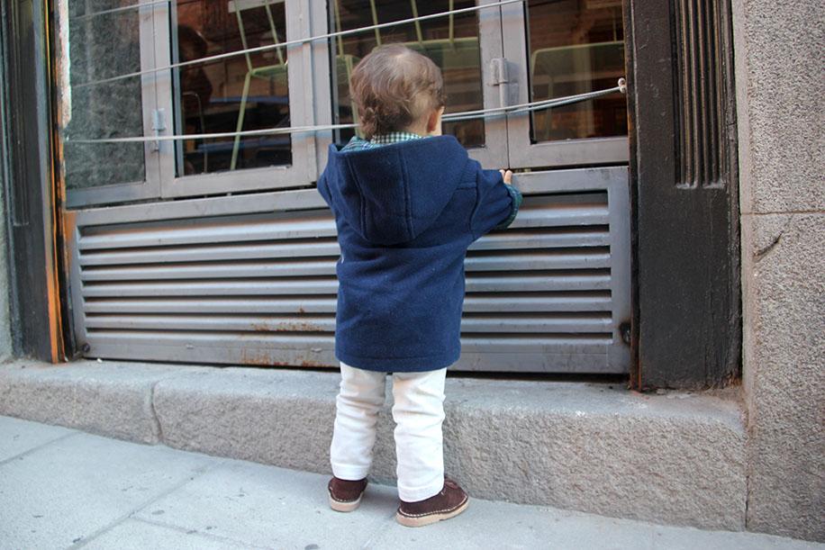 diy patrones gratis abrigo trenca bebe nino 27