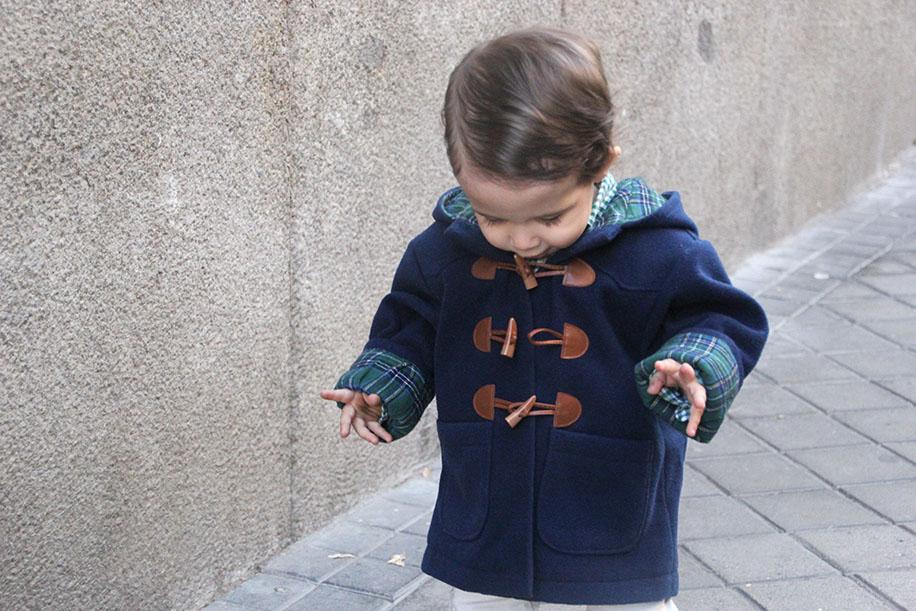 diy patrones gratis abrigo trenca bebe nino 04