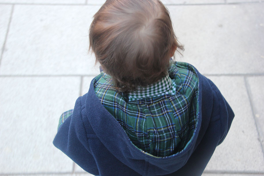 diy patrones gratis abrigo trenca bebe nino 05