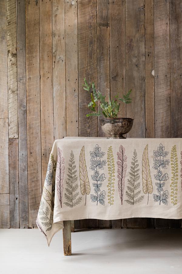mantel-bordado-hojas-idea-diy