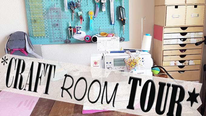 craft room tour nairamkitty