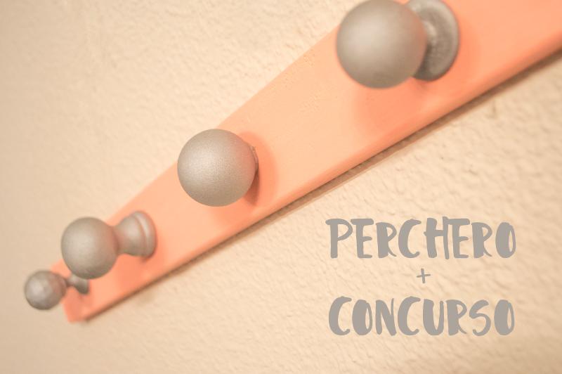 Perchero + Concurso Handbox  Novasol