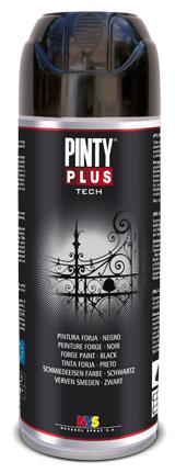 ¿Imitar forja con spray? – Desafío Pinty Plus Forja
