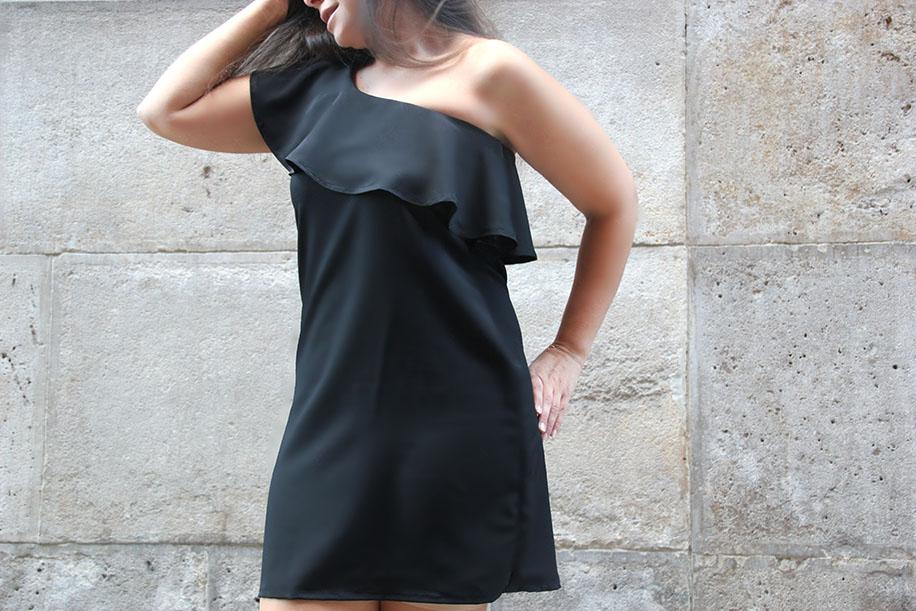 diy patrones gratis aprender a coser vestido volante mujer 14