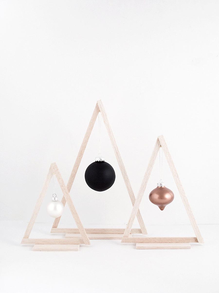 4_DIY_para_tu_decoración_de_Navidad_decoinspiración_decolook_handmade_manualidades_low cost_mini_árboles