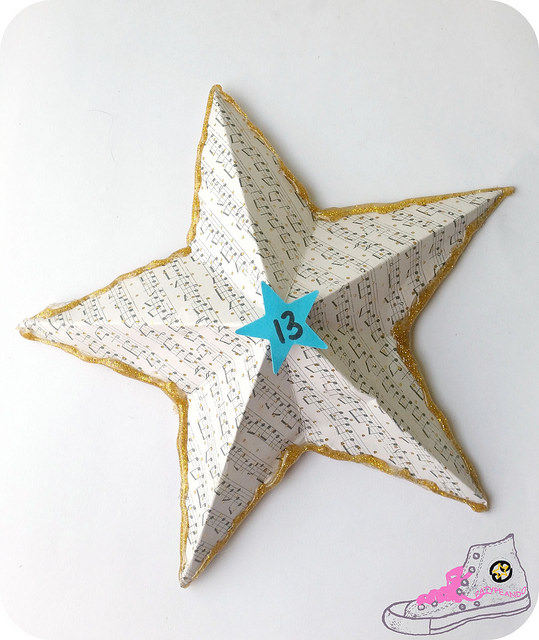 estrella con sorpresa