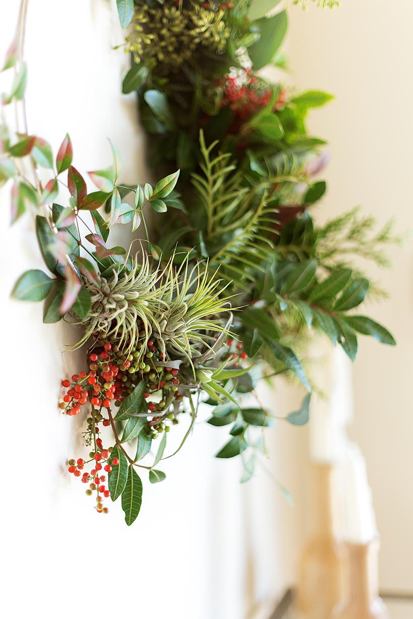 4_DIY_para_tu_decoración_de_Navidad_decoinspiración_decolook_handmade_manualidades_low cost_corona_navideña_resultado_final