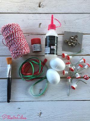 Como Decorar Bolas De Navidad De Poliespan.Diy Bolas De Navidad Hechas Con Porexpan Chinchetas