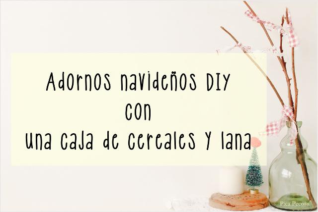 como-hacer-adornos-navidad-carton-reciclado-lana-diy-cartel