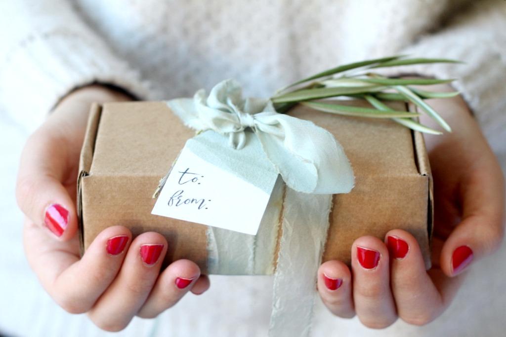 DIY Kit packaging Navidad