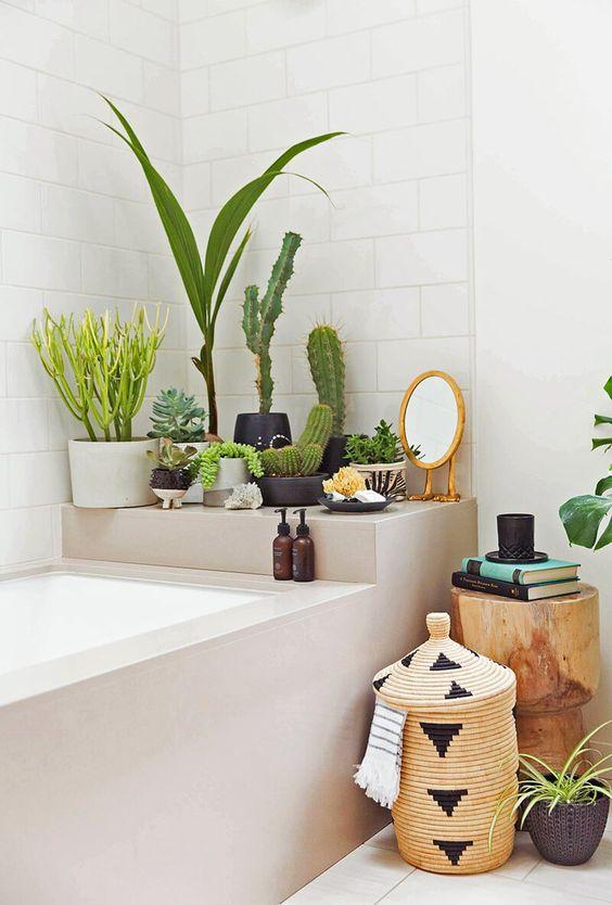 color de moda en decoracion pantone 2017 greenery - Rincones de plantas