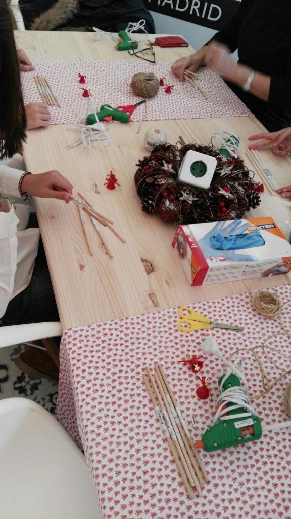 decoracion-de-navidad-diy-materiales-estrella-de-navidad-talleres-leroy-merlin