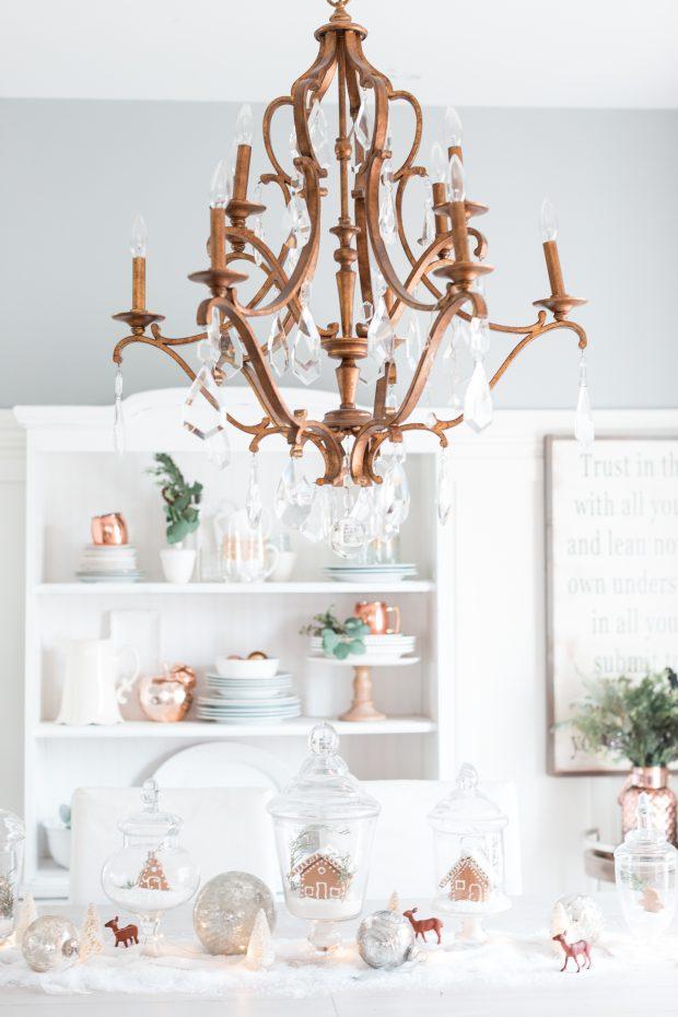 gold-pendant-lamp-dinning-room