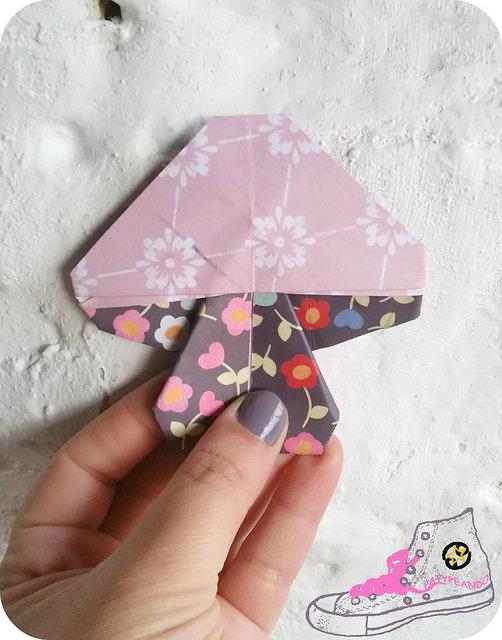 origami seta