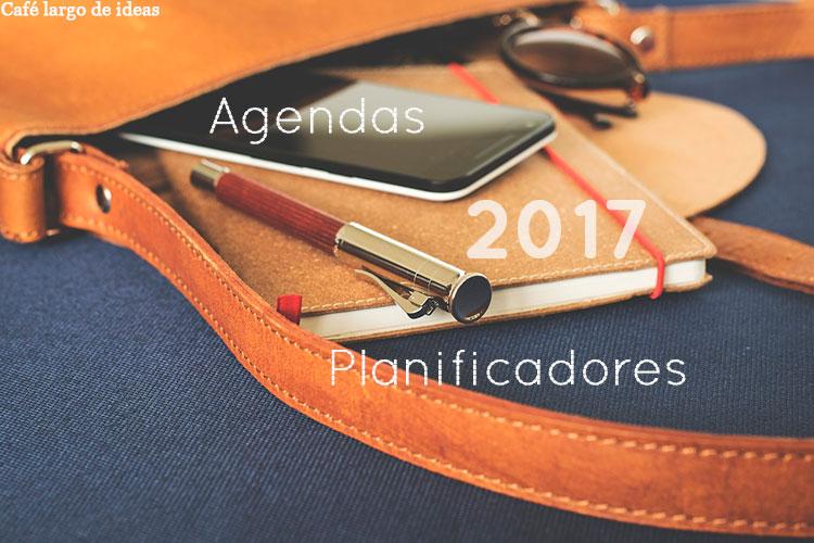 Agendas y planificadores para 2017