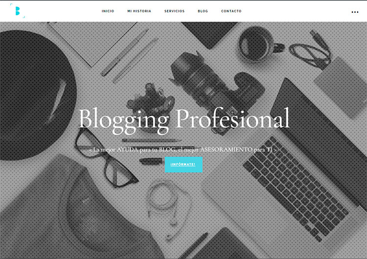 Blogging profesional: una ayuda para tu blog