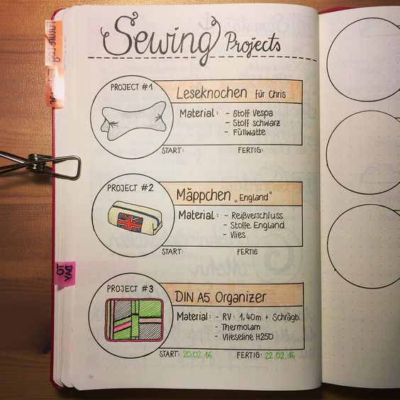 coleciones-lista-material-bullet-journal