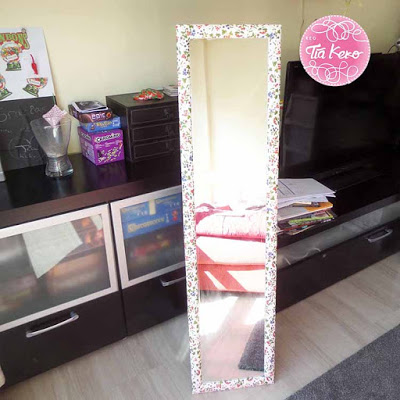 diy-decorando-un-espejo