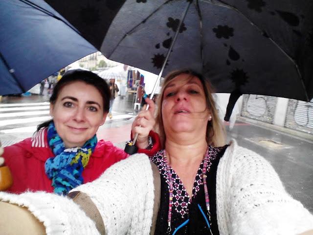 paseo inclemencias meteorologicas maravilloso mercado