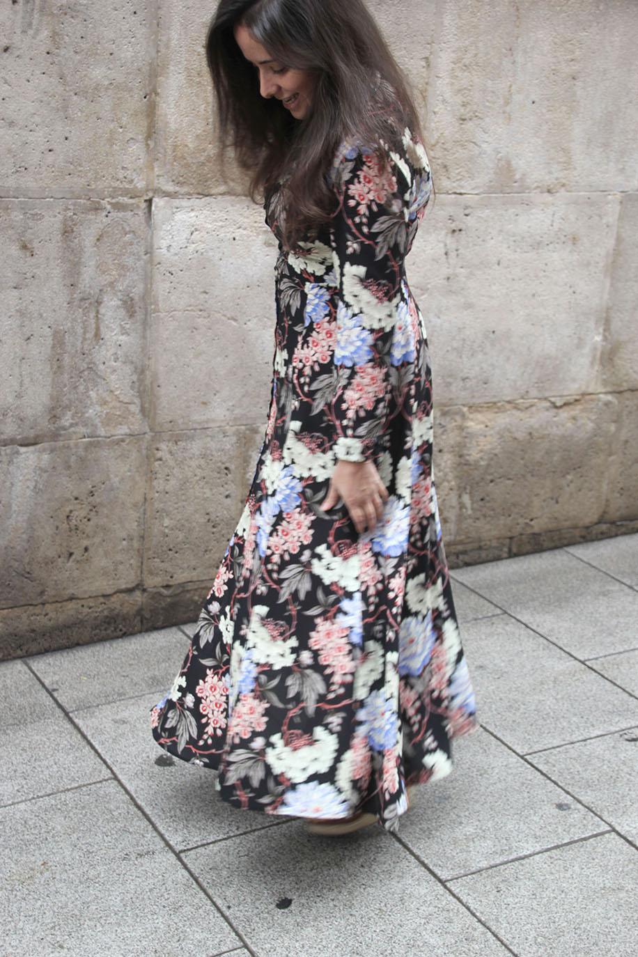 Patrones de vestidos largos