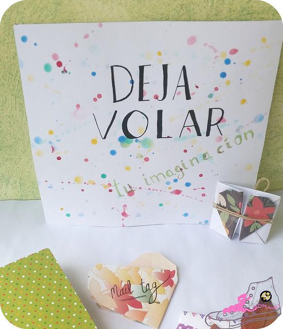 ideas para snail mail con corazones