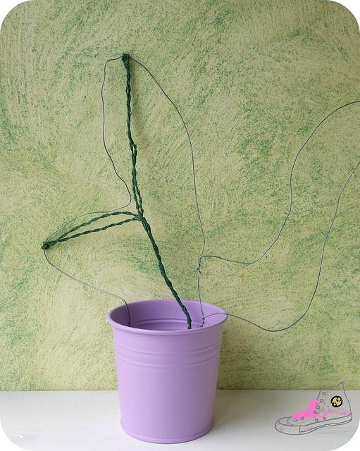 cactus de alambre