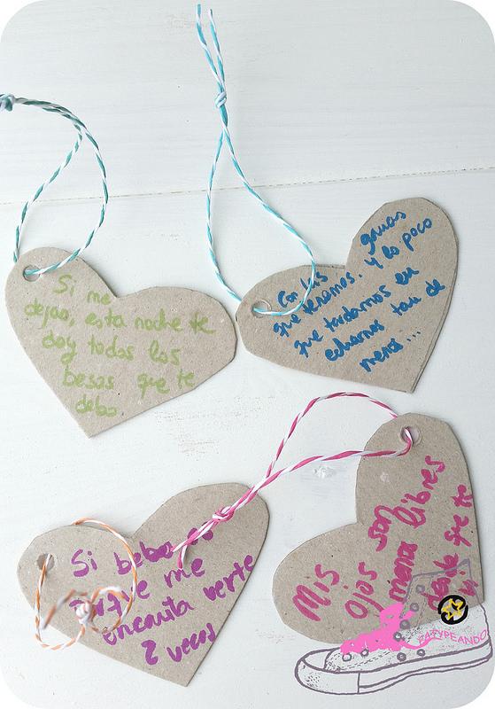 mensajes con el corazón