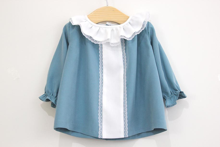 35886740f DIY Cómo hacer vestido niña (patrones gratis) ...