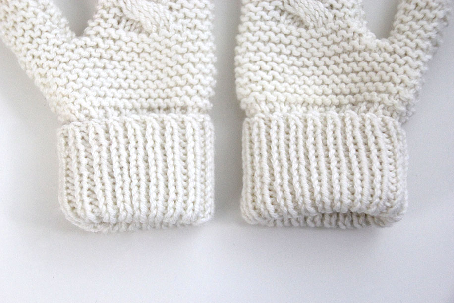 Hermosa Patrones De Crochet Guante Galería - Manta de Tejer Patrón ...