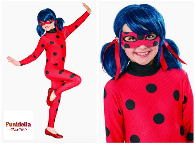 disfraz costume miraculous ladybug