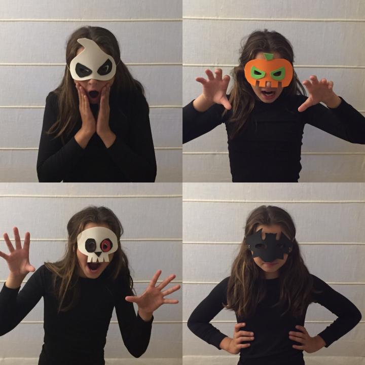 mascaras-goma-eva