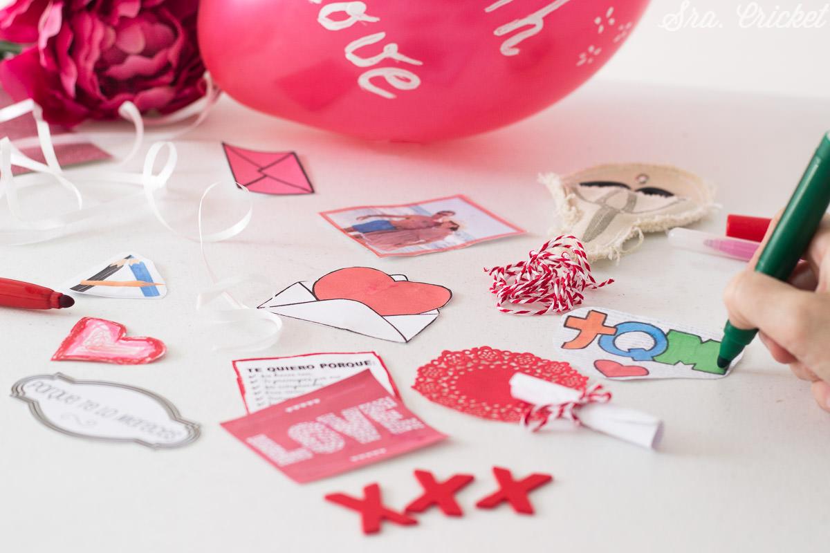 regalo handmade san valentin