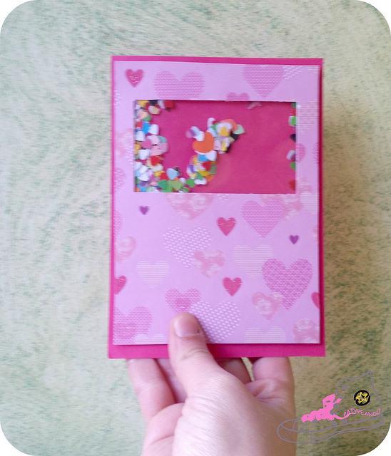 shaker card amorosa