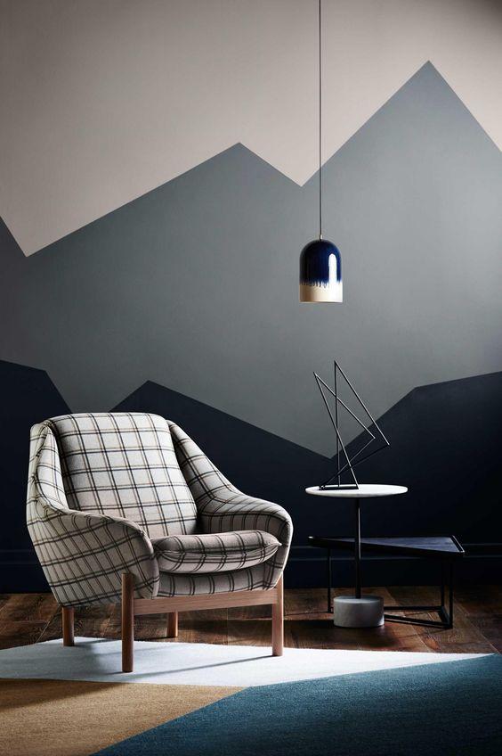 La importancia de la pintura en tus paredes