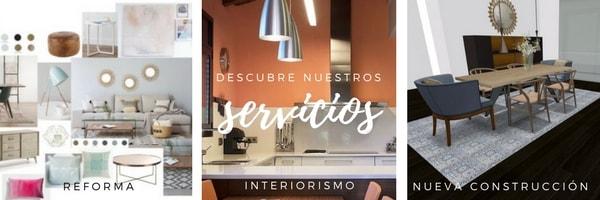 Mis servicios de Asesoramiento Online - Decoración - Interiorismo - Diseño de interiores