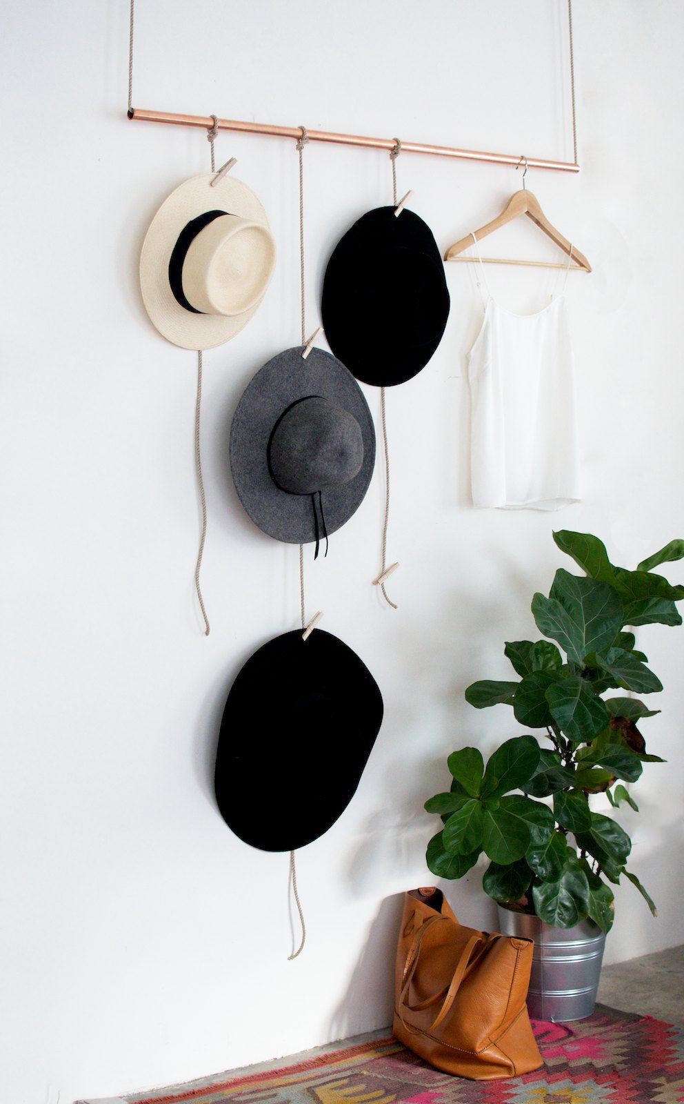 DIY_Colgador_de_sombreros_en_cobre