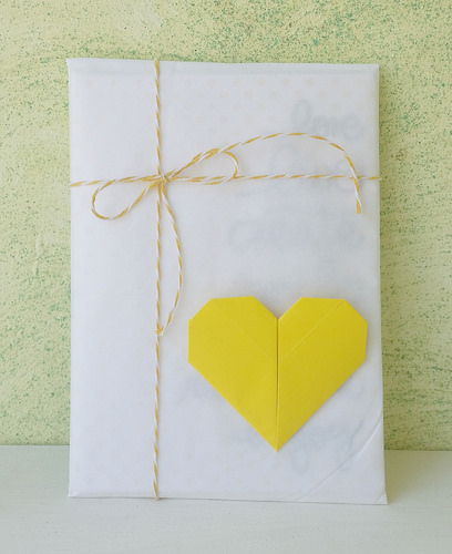 carta amarilla
