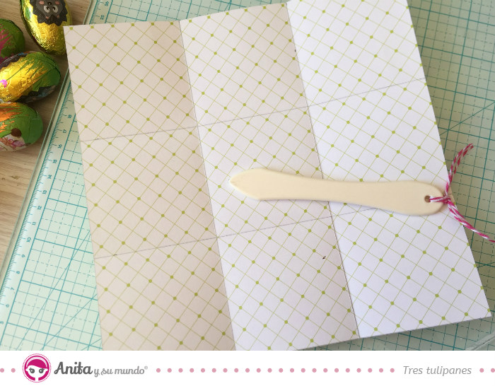 DIY: 3 Cestas de Pascua hechas de papel scrap - Handbox Craft Lovers ...