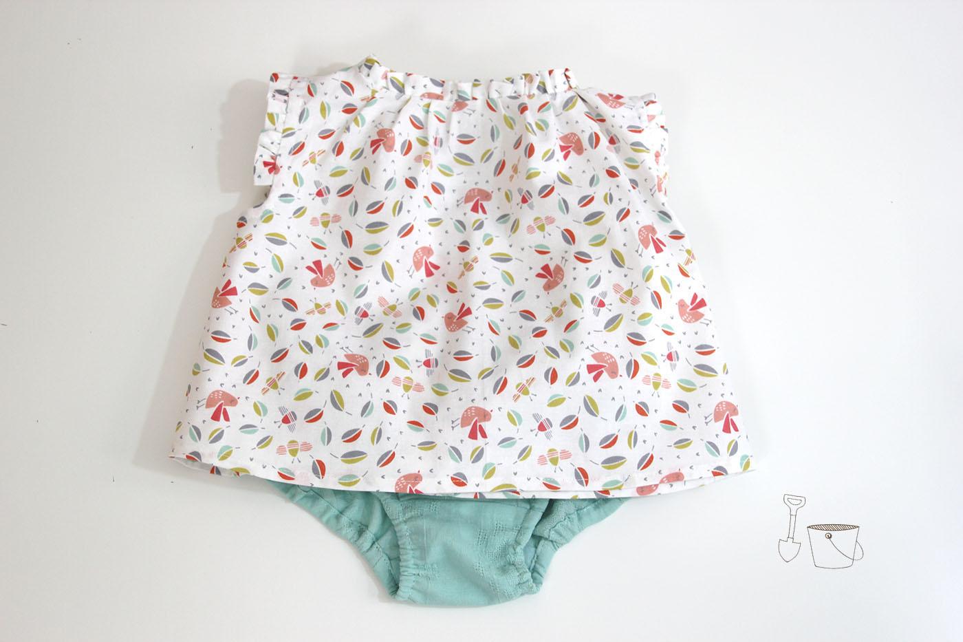 DIY Costura: Blusa para bebés (Tutorial y patrones gratis) - Handbox ...