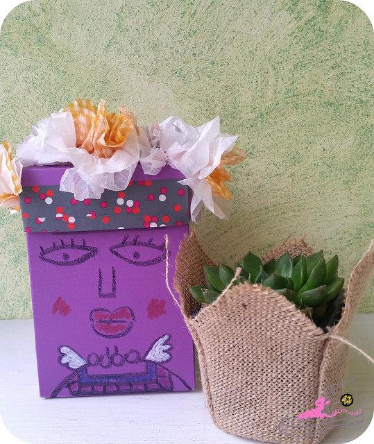 packaging plantas