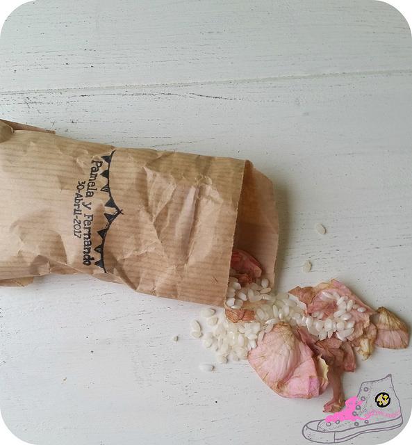 bolsas para arroz