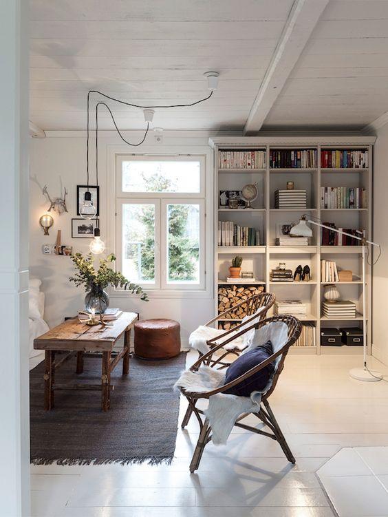 Trucos_de_estilismo_para_decorar_una_estantería_con_estilo_decoinspiración_decolook_ideas para decorar_hogar