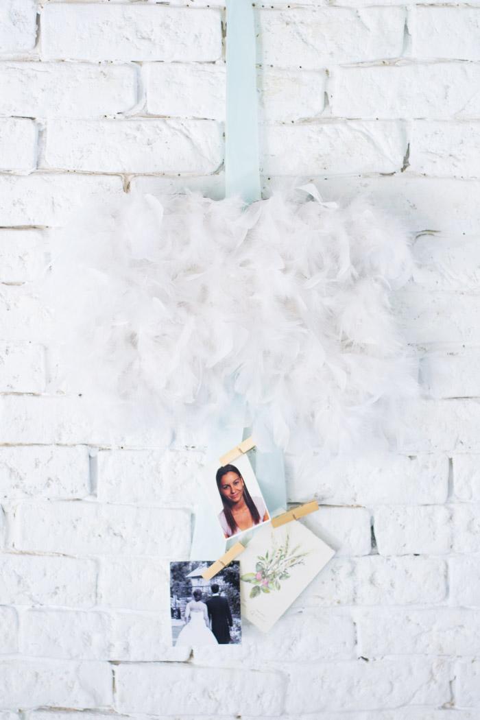 Alas ángel decoración