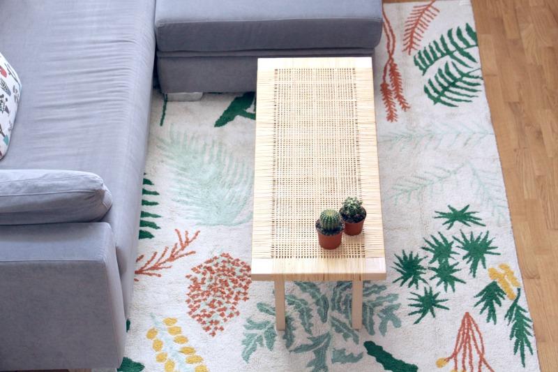 Mi alfombra de Lorena Canals - Handbox Craft Lovers | Comunidad DIY ...