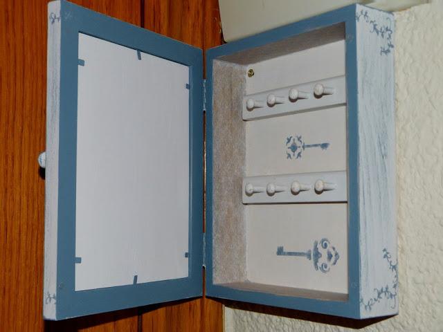 armario-llaves-decorado-chalk-paint