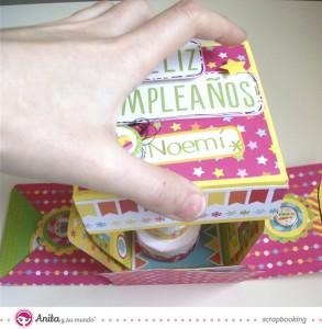C mo hacer una caja explosiva paso a paso handbox - Sorpresas para enamorados ...